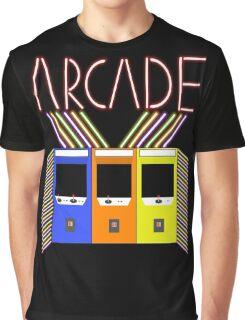 Arcade Graphic T-Shirt