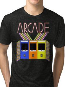 Arcade Tri-blend T-Shirt