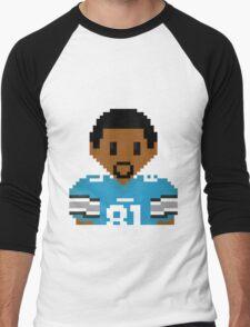 Megatron Johnson 3nigma Men's Baseball ¾ T-Shirt