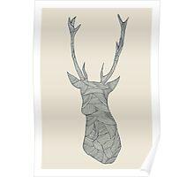 Deer.  Poster