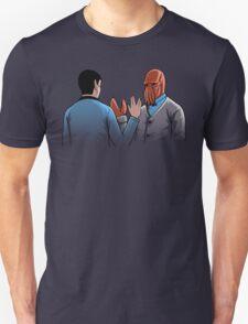 Vulcan Salute Unisex T-Shirt