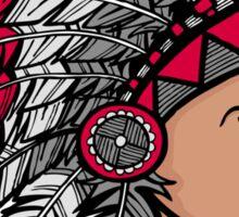 Chief Sticker