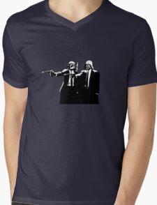 StarPulp Mens V-Neck T-Shirt