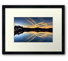 Conwy Bay Framed Print