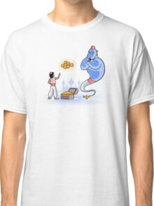 Three More Wishes Classic T-Shirt
