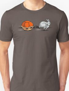 The hare and the shell Unisex T-Shirt