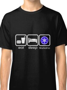 EAT SLEEP YAMAHA Classic T-Shirt