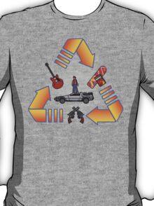 Through time T-Shirt