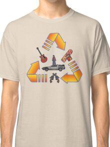 Through time Classic T-Shirt