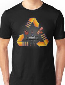 Through time Unisex T-Shirt