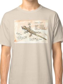 African Striped Skink - Not so easy! Classic T-Shirt
