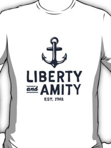 Liberty and Amity T-Shirt