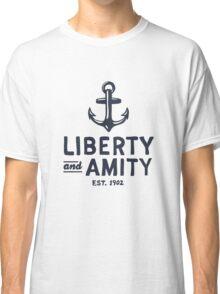 Liberty and Amity Classic T-Shirt
