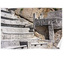 minack theater Poster