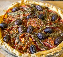 Pissaladiere by Mikell Herrick