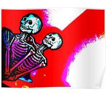Skeletalove Poster
