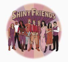 Shiny Friends One Piece - Short Sleeve
