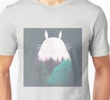 Square Dreamland Totoro Unisex T-Shirt