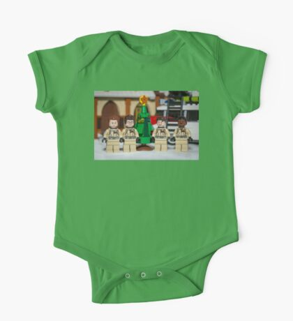 Small Tree GhostBusters One Piece - Short Sleeve