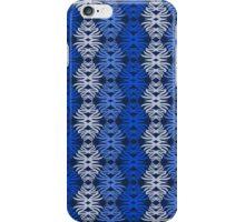 Shaggy Zaggy - Black & Blue iPhone Case/Skin