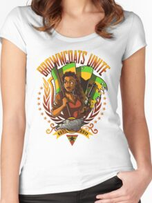 BROWNCOATS UNITE Women's Fitted Scoop T-Shirt