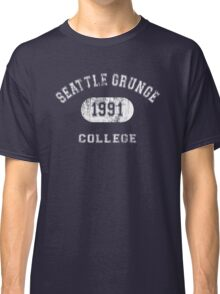Grunge College Classic T-Shirt