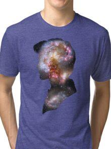 11th doctor galaxy design Tri-blend T-Shirt