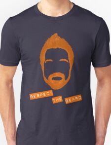 Respect the Beard Unisex T-Shirt