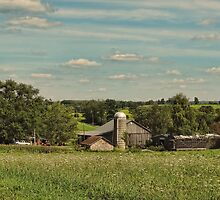 Another Country Scene by vigor