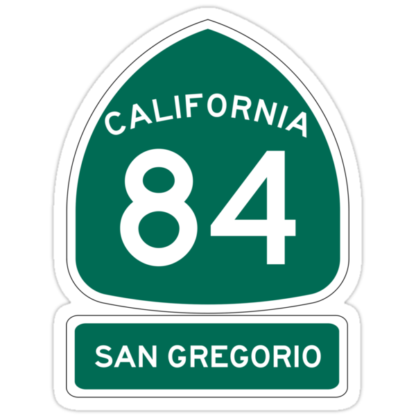CA-84 - San Gregorio by IntWanderer
