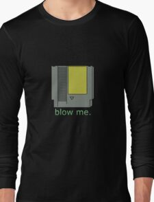 Retro NES Shirt Long Sleeve T-Shirt