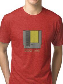 Retro NES Shirt Tri-blend T-Shirt
