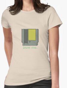 Retro NES Shirt Womens Fitted T-Shirt