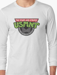 A Fearsome Soccer Team Long Sleeve T-Shirt