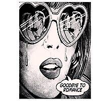 Dead Romance Photographic Print