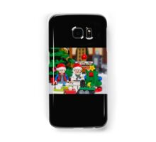 Doc and Marty North Pole Samsung Galaxy Case/Skin