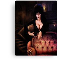 Elvira Canvas Print