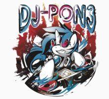 DJ-Pon3 v2 by Cenit