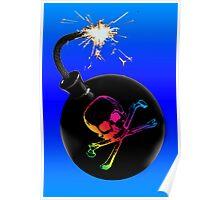 pirate bomb Poster