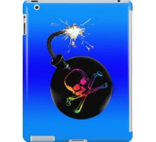 pirate bomb iPad Case/Skin
