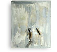 Broken matchstick Canvas Print