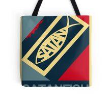 SATANFISH 1.0  Tote Bag