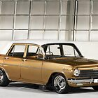 Classic Kalgoorlie Gold EH Holden by Stanislaw