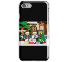 North Pole with Marty and Dov iPhone Case/Skin