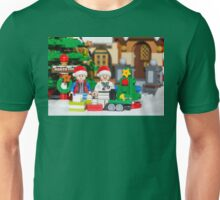 North Pole with Marty and Dov Unisex T-Shirt