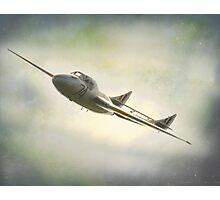 Vampire Jet Photographic Print