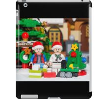 North Pole with Marty and Dov iPad Case/Skin