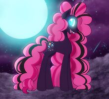 Nightmare Pinkie Pie by Ashley Nichols