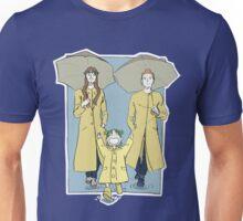 Jesus & Bouddha and Yotsuba Unisex T-Shirt