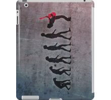 Rock Evolution iPad Case/Skin
